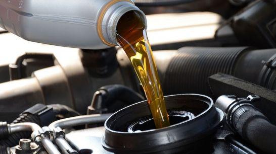Очистка моторного и трансмиссионного масла